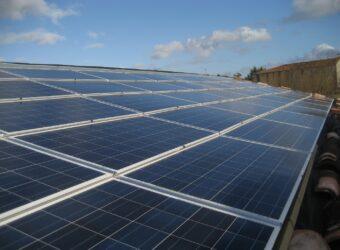 Centrale solaire de Dubiny