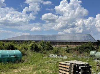 Centrale solaire La Rouleresse 1 Vernon