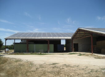 Centrale solaire le Moulin